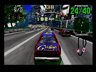 Daytona USA: Saturn
