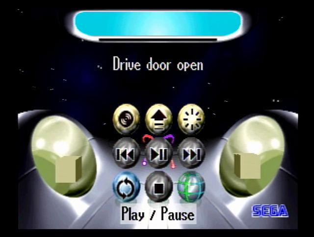 Sega Saturn BIOS