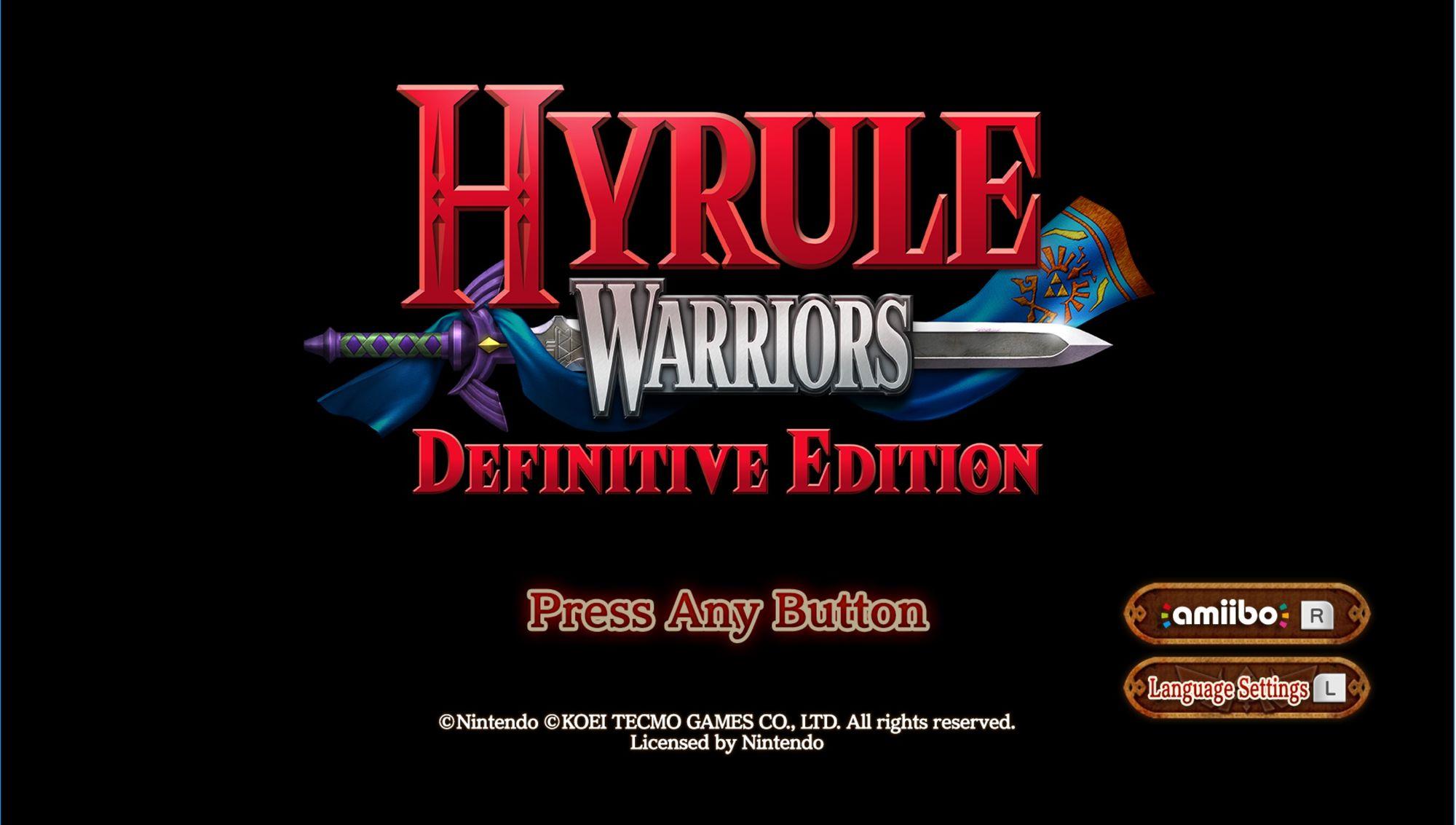 Emulation Cross! Hyrule Warriors